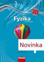 Fyzika 7 pro ZŠ a VG učebnice nově s 3D modely