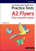 Cambridge English Qualifications Young Learners Practice Tests: A2: Flyers Pack