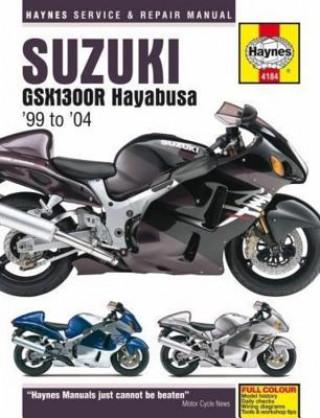 Suzuki GSX 1300R Hayabusa (99-13)