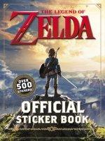 Legend of Zelda: Official Sticker Book