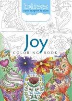 BLISS Joy Coloring Book