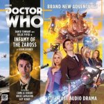 Tenth Doctor Adventures: Infamy of the Zaross