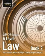 WJEC/Eduqas Law for A Level: Book 2