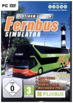 Fernbus Simulator, 1 DVD-ROM (Platinum Edition)