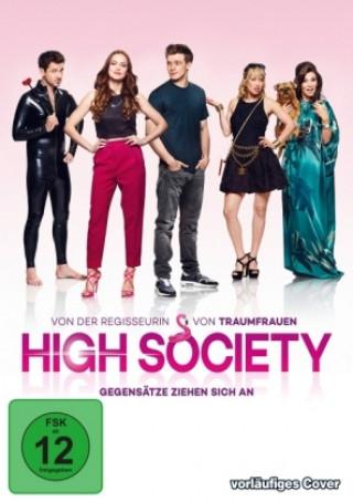 High Society - Gegensätze ziehen sich an, 1 DVD