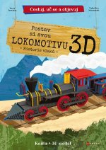 Postav si svou lokomotivu 3D