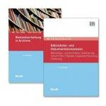 Bestandserhaltung und Dokumentation in Archiven und Bibliotheken, 2 Bde.