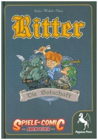 Spiele-Comic Abenteuer: Ritter. Nr.2
