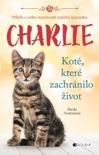 Charlie Kotě, které zachránilo život