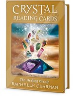 Tarotové karty - krystaly