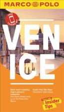 Venice Marco Polo Pocket Travel Guide - with pull out map