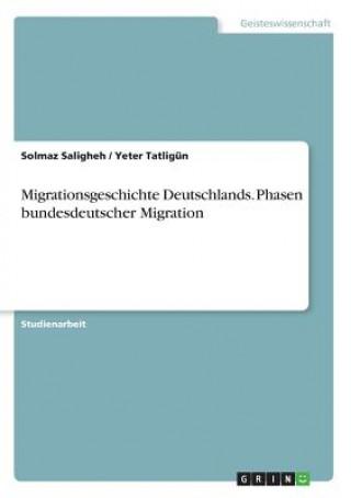 Migrationsgeschichte Deutschlands. Phasen bundesdeutscher Migration