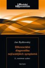 Diferenciální diagnostika nejčastějších symptomů - 2.rozšířené vydání