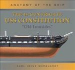 44-Gun Frigate USS Constitution 'Old Ironsides'
