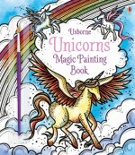 Unicorns Magic Painting Book
