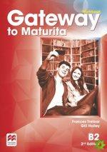 Gateway to Maturita B2: Workbook, 2nd Edition