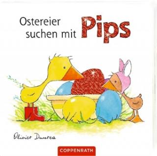 Ostereier suchen mit Pips