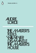 Master's Tools Will Never Dismantle the Master's House
