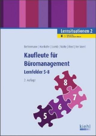Lernsituationen, Lernfelder 5-8