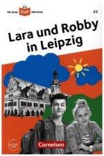 Lara und Robby in Leipzig