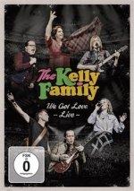 We Got Love - Live, 2 DVDs