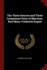 Three Sources and Three Component Parts of Marxism. Karl Marx. Frederick Engels