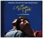 Call Me By Your Name, 1 Audio-CD (Soundtrack)