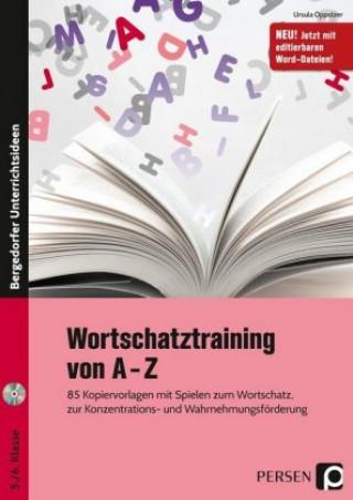 Wortschatztraining von A-Z