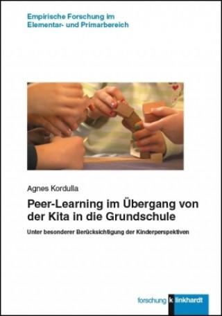 Peer-Learning im Übergang von der Kita in die Grundschule