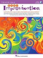 EASY IMPROVISATION TENOR SAXOPHONE