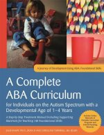 Complete ABA Curriculum for Individuals on the Autism Spectrum with a Developmental Age of 1-4 Years