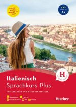 Hueber Sprachkurs Plus Italienisch, m. MP3-CD