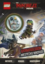 LEGO NINJAGO Garmageddon v mestečku