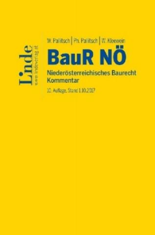 Niederösterreichisches Baurecht, Kommentar