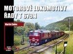 Motorové lokomotivy řady T 379.1