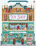 Doll's House Sticker Books Toy Shop Sticker Book