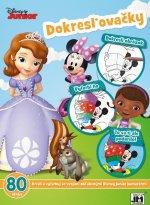 Dokresľovačky Disney Junior
