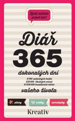 Diář 365 dokonalých dní