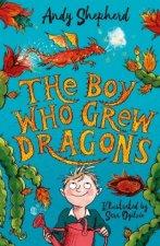 Boy Who Grew Dragons (The Boy Who Grew Dragons 1)