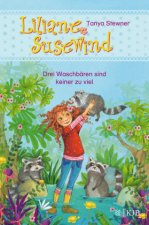 Liliane Susewind - Drei Waschbären sind keiner zu viel