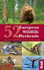 52 European Wildlife Weekends