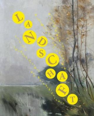 Landschaft zwischen Impressionismus und Expressionismus