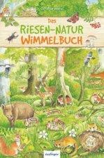 Das Riesen-Natur-Wimmelbuch