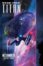 Star Trek Titan Meč Damoklův