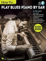 How To Play Blues Piano By Ear (Book/Audio)