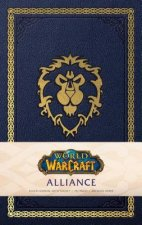 World of Warcraft: Alliance Hardcover Ruled Journal. Redesign