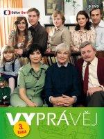 Vyprávěj 3. řada (reedice) - 8 DVD