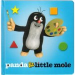 Panda a Little Mole