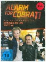 Alarm für Cobra 11. Staffel.40, 3 DVD