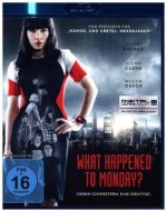 What Happened To Monday?, 1 Blu-ray